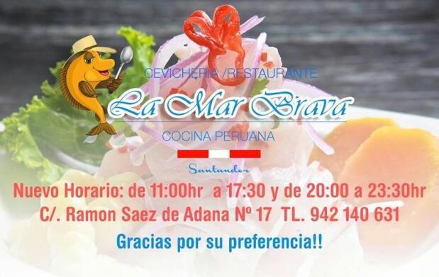 Generoso menú Peruano para 2