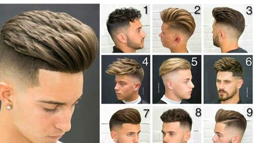 2 cortes de pelo para hombre o niño por 9.9 € - oferta con descuento ... c5b71133bb45