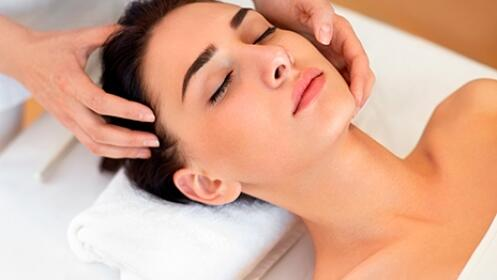 Masaje relajante o descontracturante o tratamiento facial o corporal Mitsuki