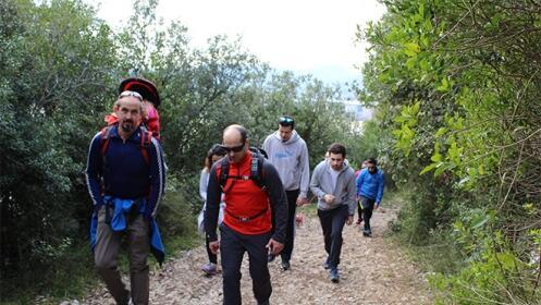 Senderismo por los espectaculares paisajes de El Monte Buciero