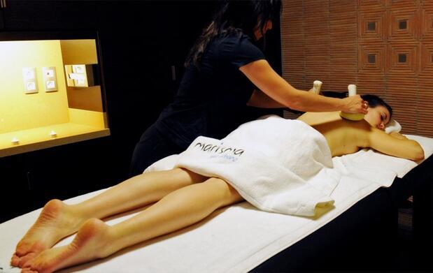 Un masaje diferente: Quiromassage Golf