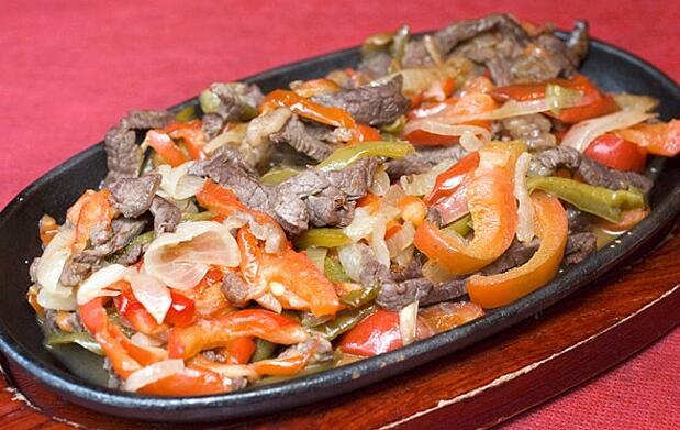 Menú con sabor mexicano para 2 personas