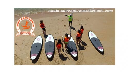 Iniciación Stand up paddle