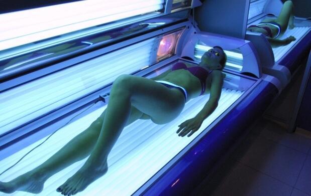 Mantén bronceado: 10 sesiones de solárium