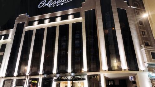 Menú gourmet en el Hotel Silken Coliseum