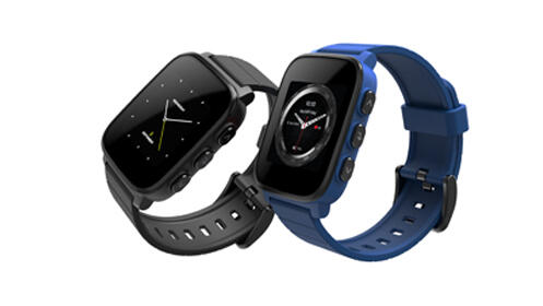 Smartwatch para IOS y Android PRIXTON con pulsómetro y resisten al agua