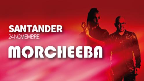 Entradas para Morcheeba en Escenario Santander con un 30% de descuento