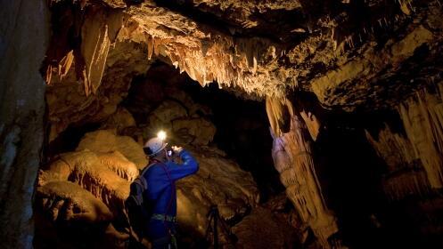 Senderismo subterraneo para 1 ó 2 personas