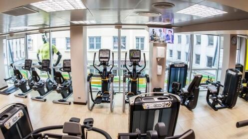 1 ó 4 meses de acceso al gimnasio + matrícula en el centro de Santander