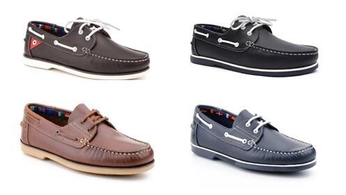 Zapatos Naúticos para caballero