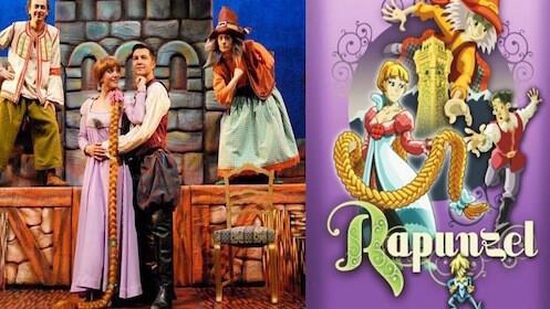 """Entradas para """"Rapunzel, El Musical"""" en el Teatro Salesianos, el 16 de diciembre a las 17.00 y 19.30 h. por 5.6€"""