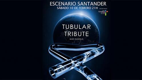 Entradas para Tubular Tribute, Mike Oldfield el 10 de febrero