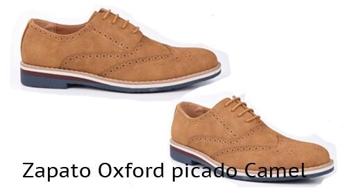 Zapatos Blucher y Oxford