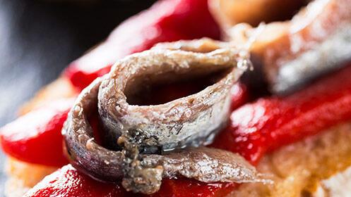 Menú degustación de noche o de día en el Restaurante Laguillo en Laredo