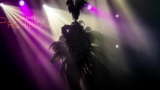 Entradas para El Cabaret Prohibido los días 25, 26 julio y 2, 3 y 9 de agosto a las 23.00 h.