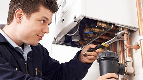 Revisión de caldera y mantenimiento SEGURIGAS PLUS