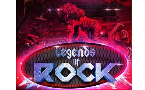Entradas para Legends of Rock en familia