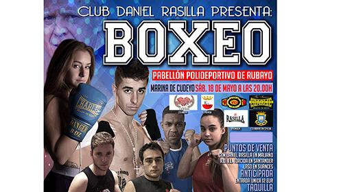 Entradas para boxeo, en el Pabellón Polideportivo de Rubayo, el 18 de mayo desde 9.9€