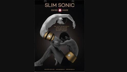 """Sesión Slim Sonic """"COME GRASA"""" de última tecnología"""
