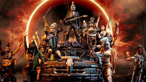 Últimas entradas para Circo de los Horrores | Apocalipsis desde 21€