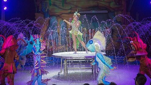Entradas para Circo Sobre Agua, nuevo espectáculo de Circo Alegría