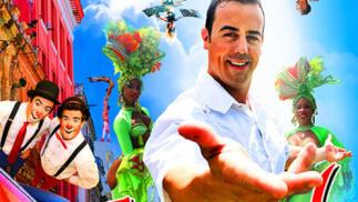 Entradas para el Circo Quimera - Tropical los días 20, 23, 24, 25, 30 y 31 de julio a las 19.00 h.
