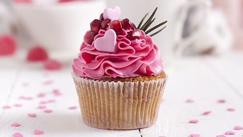 Dulces para San Valentín
