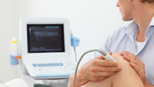 Prueba médica: Ecografía músculo-esquelético
