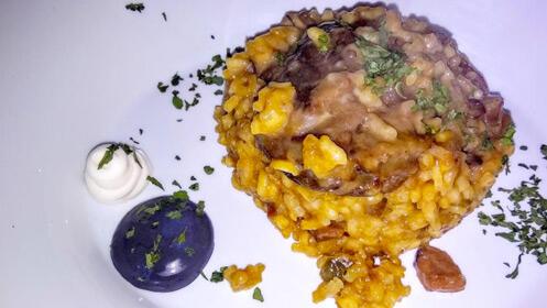 Menú degustación en Restaurante El Parque de Laredo