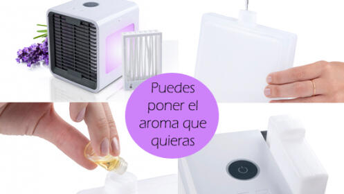 Humidificador y Aromatizador SENSITIVE DREAMS
