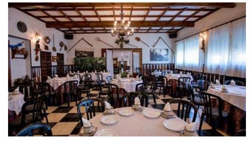 Puebla de Sanabria: Noche + comida para 2