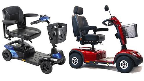 ¡No te quedes en casa! Alquiler Scooter eléctrico. Movilidad reducida