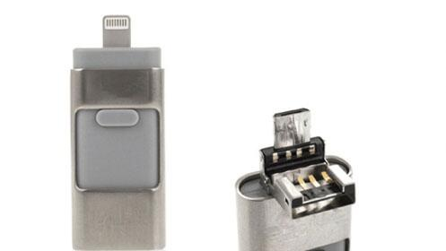 i-Flash 16Gb o 32Gb para IOS y Android