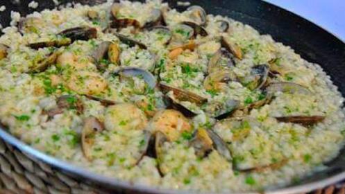 Menú especial degustación, 5 platos con bodega incluida y postre en La Solita, Suances
