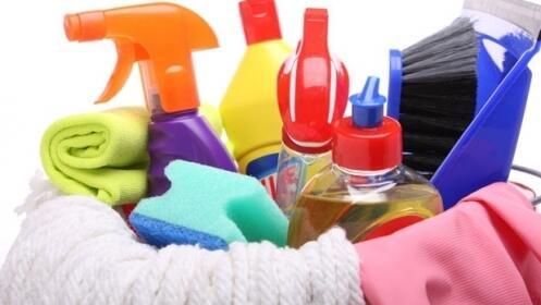 Limpia todos los cristales de tu casa
