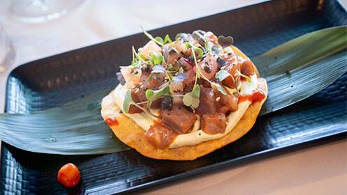 Exclusivo Gastroplan en restaurante El Marinero