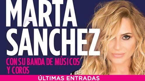 Entradas para Marta Sánchez. Conciertos Solidarios Festival de las Naciones Santander