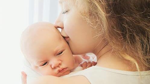 Regalo para mamá y bebé