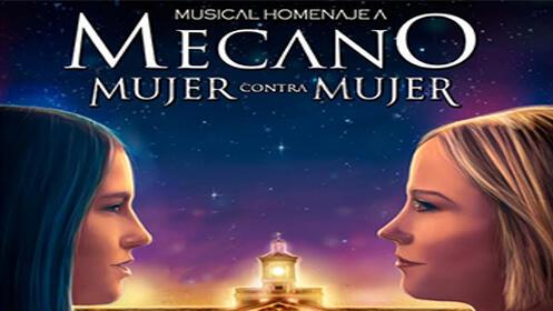 """Entradas """"MUJER CONTRA MUJER Tributo Mecano"""" en el Teatro Salesianos en Santander por 9.8€"""