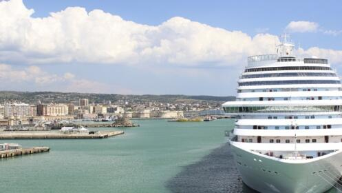 Crucero mediterráneo Civitavecchia