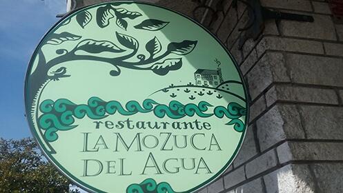 Menú de 6 ó 7 platos en La Mozuca del Agua