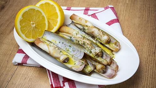 Menú de marisco para 2 en La Viña de Laredo