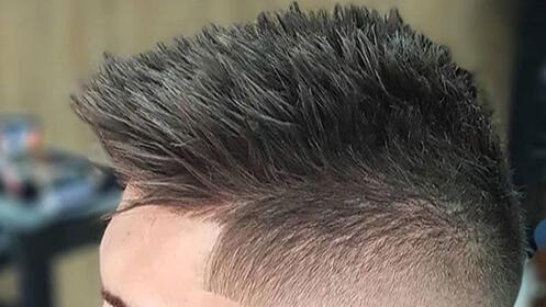 2 ó 5 sesiones de peluquería para chico en Santander y Los Corrales de Buelna desde 8.90€