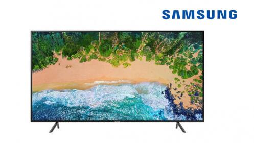 "Tv SAMSUNG 55"" UltraHD 4K."