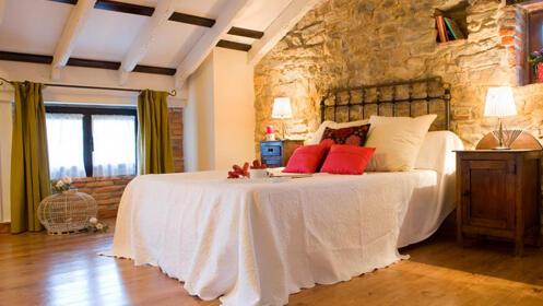 Cena romántica + alojamiento y desayuno, dos noches