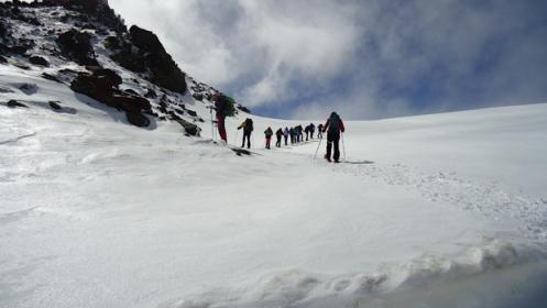 Ruta Raquetas de Nieve + Construcción Iglú + Picnic 39€