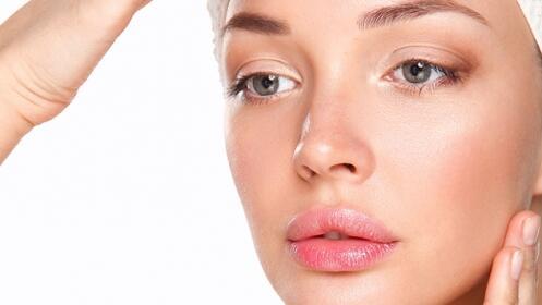Completo tratamiento facial con colágeno o ácido hialurónico + Mascara de Led