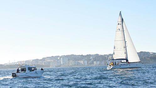 Experiencia en velero en la bahía de Santander por 29€