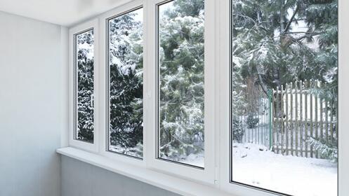 No permitas que entre frío por tus ventanas
